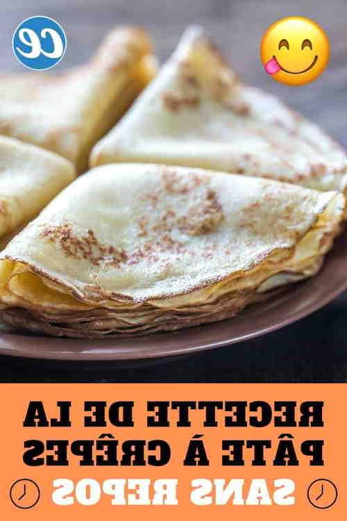 Comment conserver la pâte à crêpes?